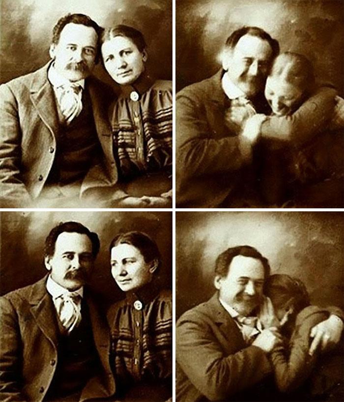 Fotografía en pareja
