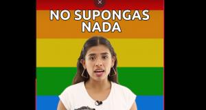Respeta a los demás, ¡alto a la transfobia!