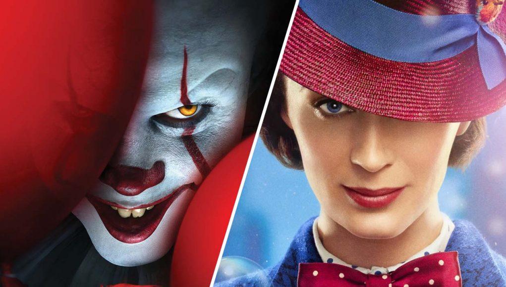 WTF! ¿Pennywise y Mary Poppins son el mismo monstruo?