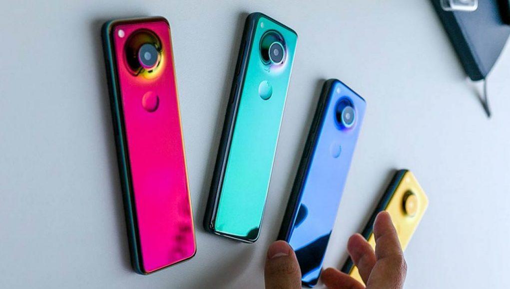 El teléfono más raro del mundo es de Android