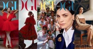 VOGUE celebra a las mujeres mexicanas en su edición de aniversario