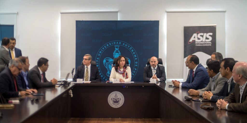 DASU presenta Central de Atención de Emergencias a Asis International