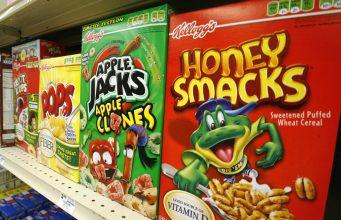 ¿Desayunas cereal? Kellogg's es de los más dañinos a la salud