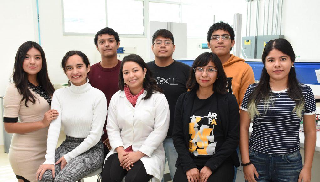 Estudiantes BUAP obtienen medalla de bronce en competencia de biología sintética