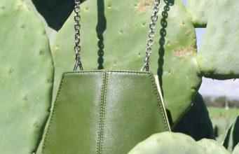 Mexicanos crean piel textil a base de nopal