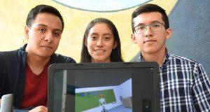 My virtual body, la herramienta con la que competirán en Brasil alumnos BUAP
