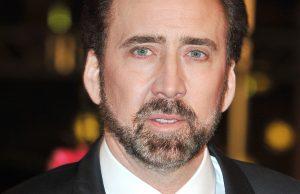 Nicolas Cage será protagonista de una nueva película... Que trata sobre él