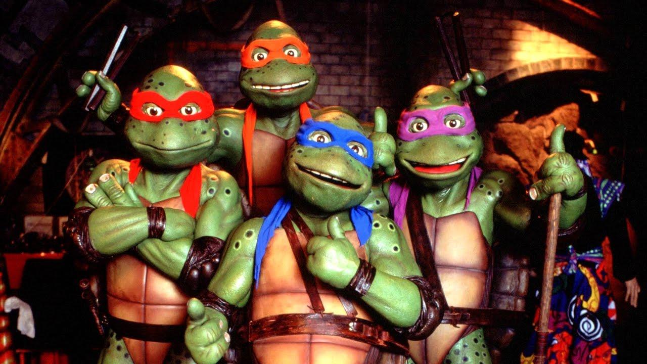 Infancia restaurada: Las Tortugas Ninja volverán en Netflix