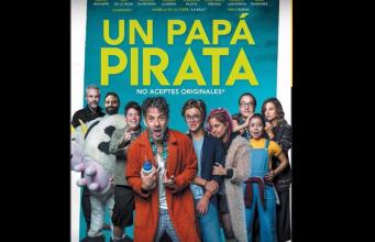 Un papá pirata, una buena comedia mexicana