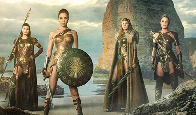 Habrá spin-off de Wonder Woman, será de las Amazonas de Themyscira