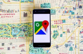 Por seguridad Google Maps resaltará las calles mejor iluminadas