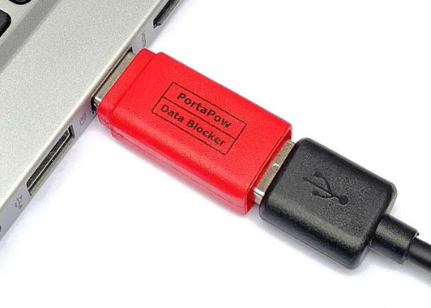 Condones USB, la protección más efectiva para tus datos