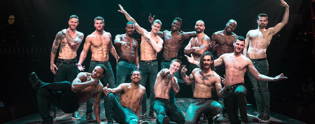 Magic Mike Live, el show que alborotará todas nuestras hormónas