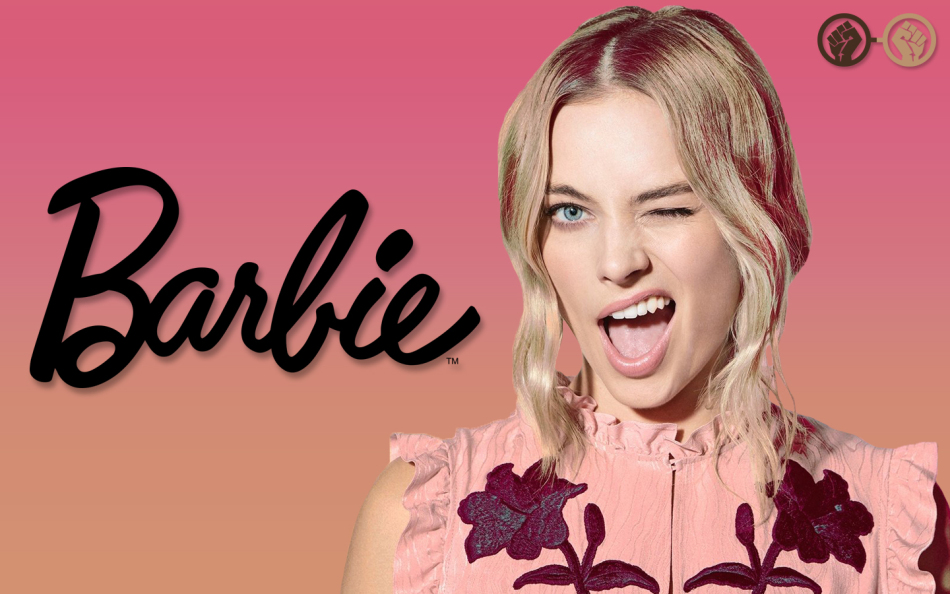 Margot Robbie será Barbie en la película de live-action