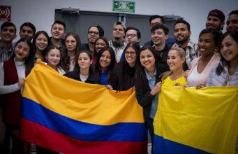 Más de 350 estudiantes eligen a la BUAP como institución de movilidad académica