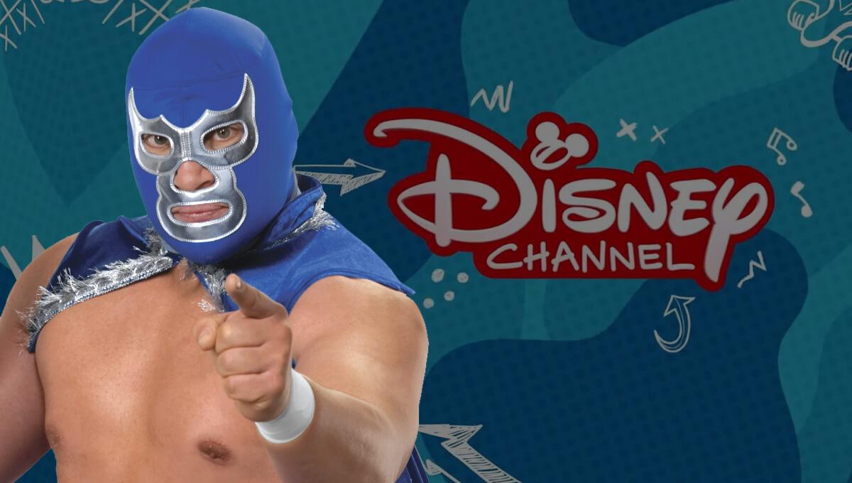Disney tendrá una serie sobre Blue Demon ¡y él mismo va a ser el protagonista!