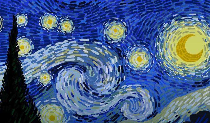 La vida de Van Gogh desde los ojos de un ilustrador ¡tienes que verlo!