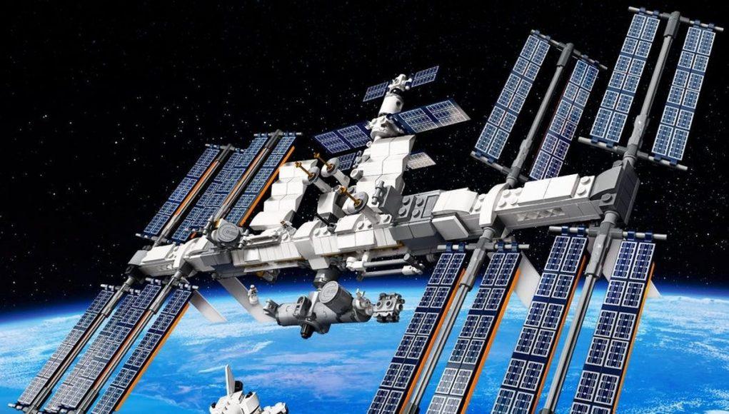 LEGO y la NASA lanzan la Estación Espacial Internacional a escala