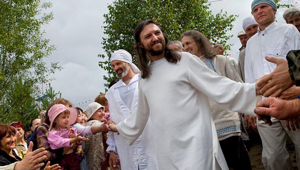 Ex policía ruso asegura ser la reencarnación de Jesucristo