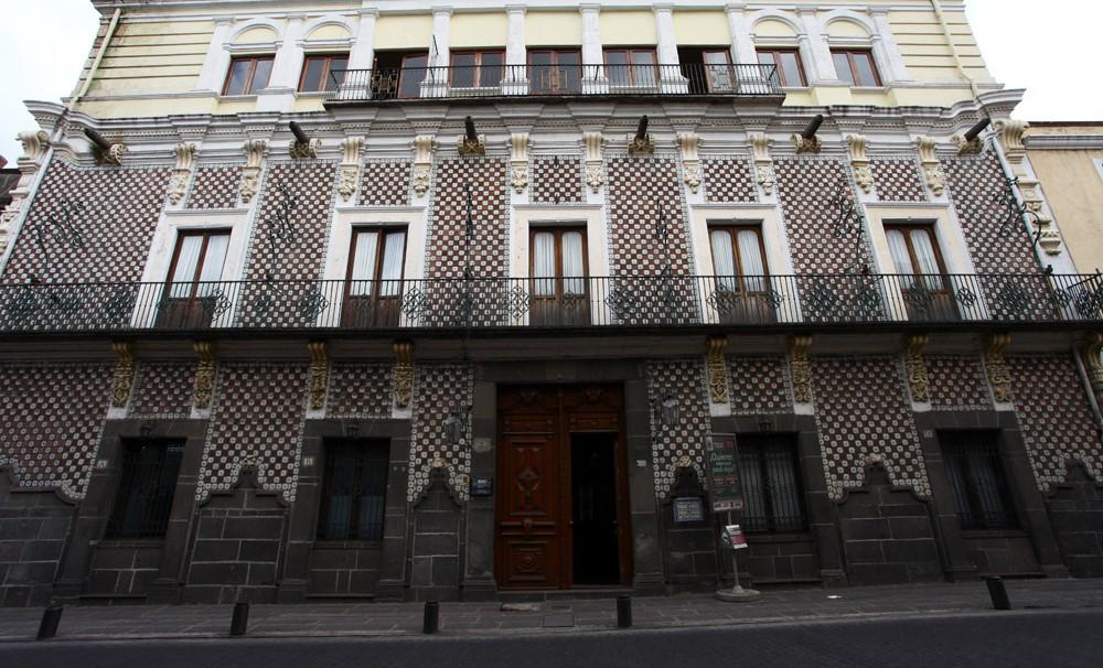 Edificio Arronte, de los primeros hoteles de Puebla